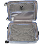 Samsonite Spin Trunk Small/Cabin 55cm Hardside Suitcase Ice Blue 77511 - 3