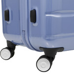 Samsonite Spin Trunk Small/Cabin 55cm Hardside Suitcase Ice Blue 77511 - 4