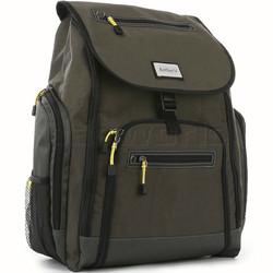 """Antler Urbanite Evolve 16.4"""" Laptop & Tablet Large Backpack Khaki 42982"""