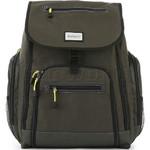 """Antler Urbanite Evolve 16.4"""" Laptop & Tablet Large Backpack Khaki 42982 - 1"""