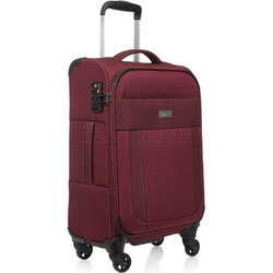 Antler Translite Small/Cabin 56cm Softside Suitcase Burgundy 39026