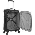 Antler Translite Small/Cabin 56cm Softside Suitcase Black 39026 - 4