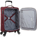 Antler Translite Small/Cabin 56cm Softside Suitcase Burgundy 39026 - 4