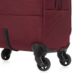 Antler Translite Small/Cabin 56cm Softside Suitcase Burgundy 39026 - 6