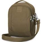 Pacsafe Metrosafe LS100 Anti-Theft Cross Body Bag Earth Khaki 30400