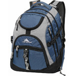 "High Sierra Access 17"" Laptop Backpack Navy 25539"