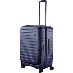Lojel Cubo Medium 65cm Hardside Suitcase Navy JCU65