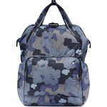 """Pacsafe Citysafe CX Anti-Theft 13"""" Laptop/Tablet Backpack Blue Orchid 20420"""