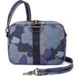Pacsafe Citysafe CX Anti-Theft Square Crossbody Bag Blue Orchid 20436 - 4