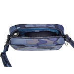Pacsafe Citysafe CX Anti-Theft Square Crossbody Bag Blue Orchid 20436 - 3