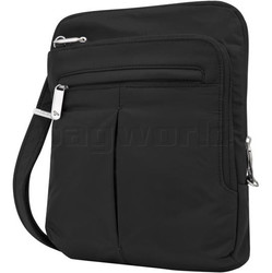 Travelon Classic Anti-Theft Tablet Slim Bag Black 42968
