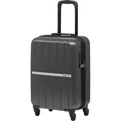 Qantas Bondi Small/Cabin 54cm Hardside Suitcase Silver 74055