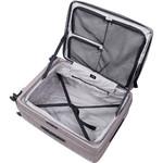 Lojel Cubo Hardside Suitcase Set of 3 Warm Grey JCU55, JCU65, JCU78 with FREE Lojel Luggage Scale OCS27 - 5