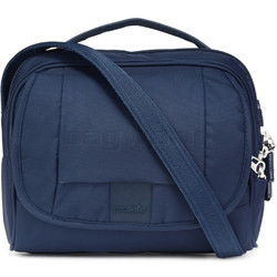 Pacsafe Metrosafe LS140 Anti-Theft Compact Shoulder Bag Deep Navy 30410