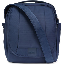 Pacsafe Metrosafe LS200 Anti-Theft Tablet Shoulder Bag Deep Navy 30420