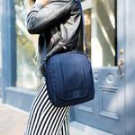 Pacsafe Metrosafe LS200 Anti-Theft Tablet Shoulder Bag Deep Navy 30420 - 6