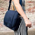 Pacsafe Metrosafe LS200 Anti-Theft Tablet Shoulder Bag Deep Navy 30420 - 7