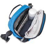 Pacsafe Vibe 200 Anti-Theft Compact Travel Tablet Bag Granite Melange 60181 - 2