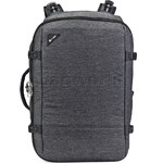"Pacsafe Vibe 40L Anti-Theft 15.4"" Laptop Backpack Granite Melange 60310"