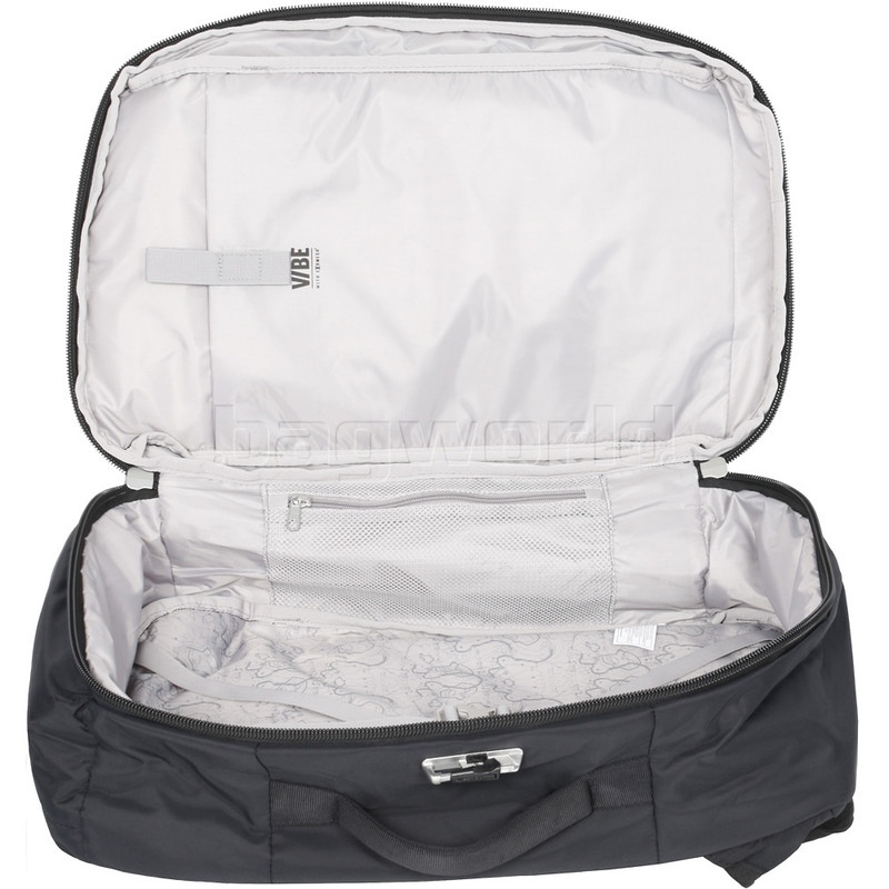 "96e2c82aec57 Pacsafe Vibe 40L Anti-Theft 15.4"" Laptop Backpack Granite Melange 60310"