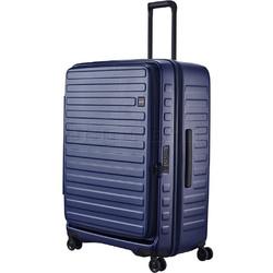 Lojel Cubo Extra Large 78cm Hardside Suitcase Navy JCU78