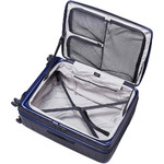Lojel Cubo Extra Large 78cm Hardside Suitcase Navy JCU78 - 5
