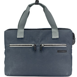 "Pacsafe Intasafe Anti-Theft 15.6"" Laptop & Tablet Slim Briefcase Navy 25201"
