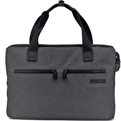 """Pacsafe Intasafe Anti-Theft 15.6"""" Laptop & Tablet Slim Briefcase Charcoal 25201"""