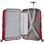 Samsonite Cosmolite 3.0 Medium 69cm Hardsided Suitcase Red 73350 - 3