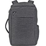 "Pacsafe Vibe 28L Anti-Theft 15.6"" Laptop Backpack Granite Melange 60303"