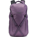 "Pacsafe Venturesafe X 24L Anti-Theft 13.3"" Laptop & Tablet Backpack Plum 60520"