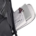 "Pacsafe Venturesafe X 24L Anti-Theft 13.3"" Laptop & Tablet Backpack Plum 60520 - 4"