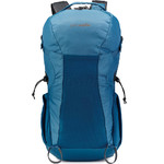 "Pacsafe Venturesafe X 34L Anti-Theft 15.6"" Laptop Hiking Backpack Steel 60530"