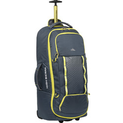 High Sierra Composite V3 Large 84cm Backpack Wheel Duffel Brutalist Grey 87276