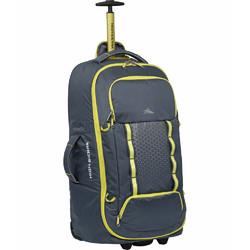 High Sierra Composite V3 Medium 73cm Backpack Wheel Duffel Brutalist Grey 87275