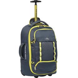 High Sierra Composite V3 Small/Cabin 56cm Backpack Wheel Duffel Brutalist Grey 87274