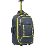 High Sierra Composite V3 Small/Cabin 56cm Backpack Wheel Duffel Brutalist Grey 87274