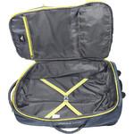 High Sierra Composite V3 Medium 73cm Backpack Wheel Duffel Brutalist Grey 87275 - 4