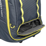 High Sierra Composite V3 Small/Cabin 56cm Backpack Wheel Duffel Brutalist Grey 87274 - 7