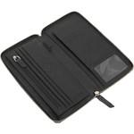 Samsonite Promenade RFID Leather Travel Wallet Black 91526 - 3