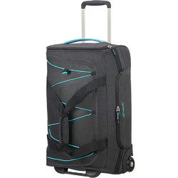 American Tourister Road Quest Small/Cabin 55cm Wheel Duffle Graphite 07656