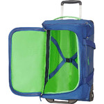 American Tourister Road Quest Small/Cabin 55cm Wheel Duffle Blue 07656 - 2
