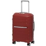 Samsonite Octolite Small/Cabin 55cm Hardside Suitcase Deep Red 74643