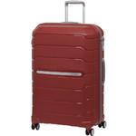 Samsonite Octolite Large 75cm Hardside Suitcase Deep Red 74645