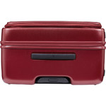 Lojel Cubo Extra Large 78cm Hardside Suitcase Burgundy Red JCU78 - 6