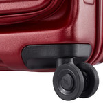 Lojel Cubo Extra Large 78cm Hardside Suitcase Burgundy Red JCU78 - 7