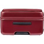 Lojel Cubo Hardside Suitcase Set of 3 Burgundy Red JCU55, JCU65, JCU78 with FREE Lojel Luggage Scale OCS27 - 6