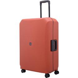Lojel Voja Large 77cm Hardside Suitcase Terracotta JVO77