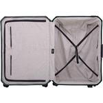 Lojel Voja Hardside Suitcase Set of 3 Seaweed JVO55, JVO66, JVO77 with FREE Lojel Luggage Scale OCS27 - 4