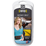 GO Travel Money Belt RFID Black GO675 - 3